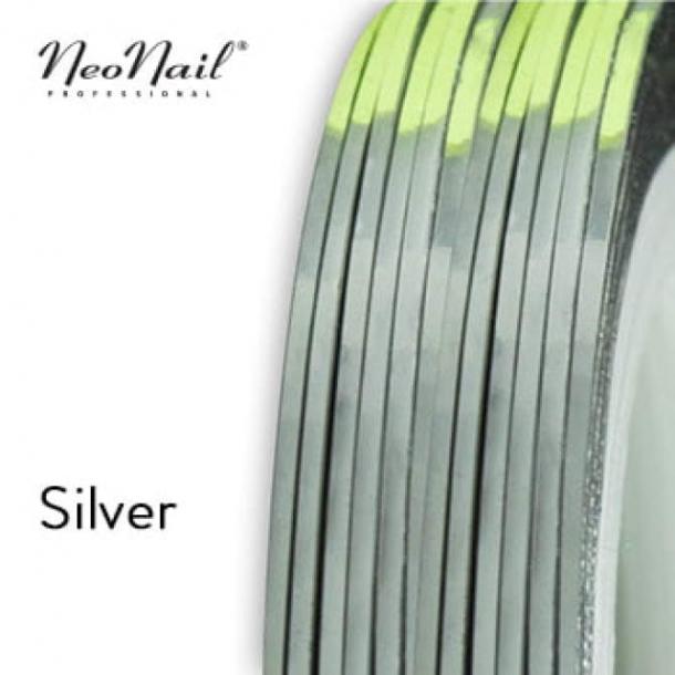 Strip Tape Sølv - 4259-10