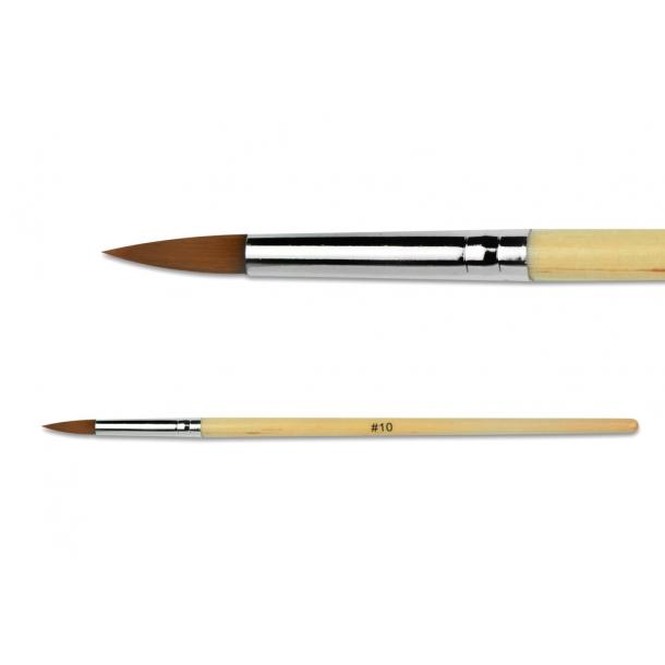 Akryl Pensel No. 10