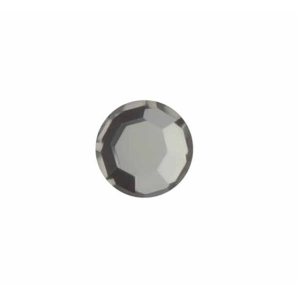 Svarowski SS10-Black Diamond-20stk
